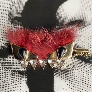 Fendi Monster Pin